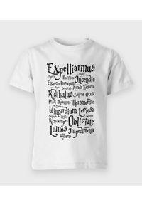 MegaKoszulki - Koszulka dziecięca Zaklęcia. Materiał: bawełna