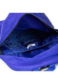 Vans - Plecak VANS - Realm Plus Back VN0A34GLRYB1 Royal Blu. Kolor: niebieski. Materiał: materiał