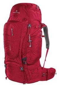 Ferrino plecak turystyczny Transalp 60 red. Kolor: czerwony