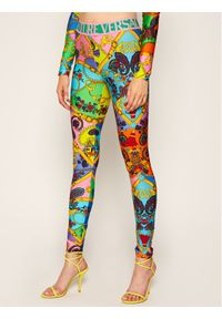 Legginsy sportowe Versace Jeans Couture