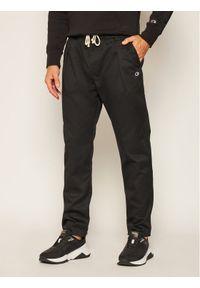Czarne spodnie Champion
