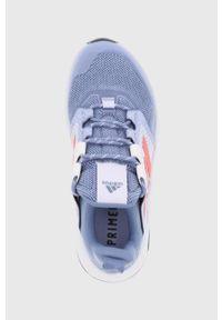 adidas Performance - Buty Terrex Trailmaker Primegreen. Nosek buta: okrągły. Zapięcie: sznurówki. Kolor: fioletowy. Materiał: materiał
