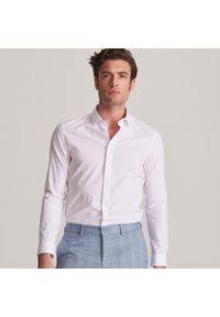 Biała koszula Reserved elegancka