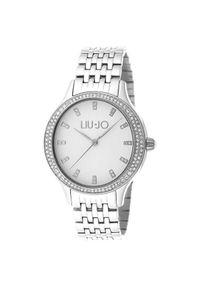 Biały zegarek Liu Jo casualowy