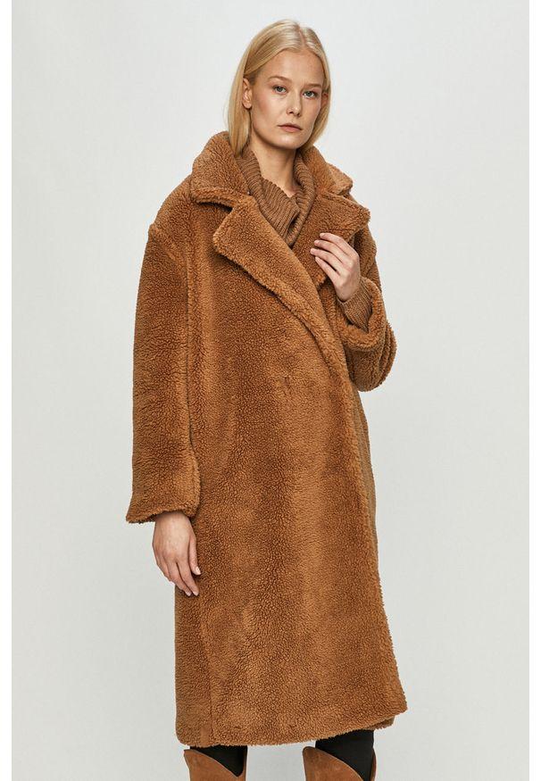 Płaszcz only klasyczny, bez kaptura