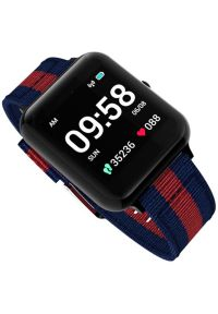 Czarny zegarek LENOVO smartwatch, sportowy #5