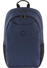 "Plecak Delsey Plecak na laptop 15,6"" DELSEY Esplanade Granatowy uniwersalny. Kolor: niebieski"