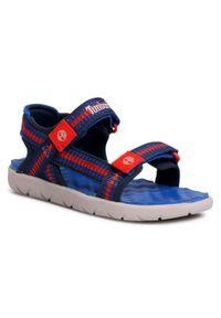 Niebieskie sandały Timberland na lato, klasyczne