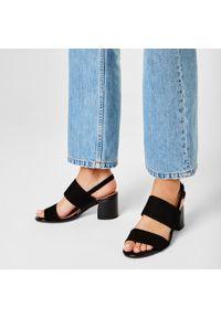 Czarne sandały HÖGL #7