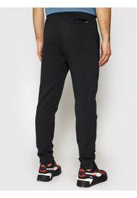 Fox Racing Spodnie dresowe Lolo Fleece 27506 Czarny Regular Fit. Kolor: czarny. Materiał: dresówka