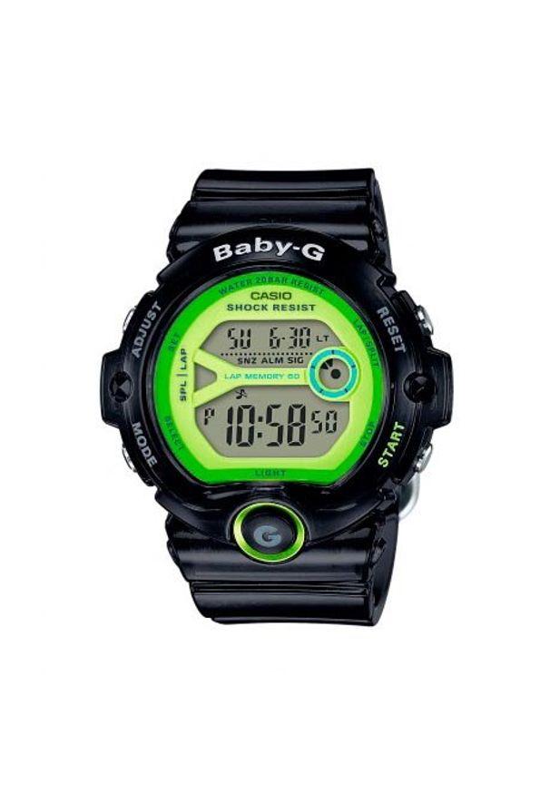 Czarny zegarek Baby-G
