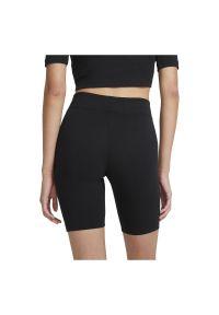 Spodenki damskie rowerowe Nike Sportswear CZ8526. Materiał: tkanina, materiał. Sport: kolarstwo