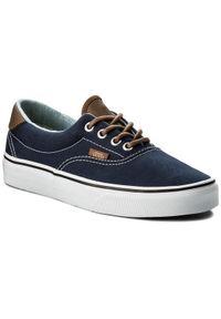 Niebieskie buty sportowe Vans Vans Era
