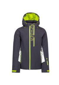Spyder - Kurtka narciarska SPYDER ORBITER GTX M. Materiał: tkanina, syntetyk. Technologia: Gore-Tex. Wzór: gładki. Sport: narciarstwo