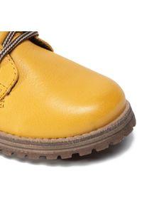 Żółte śniegowce Froddo