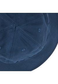 Adidas - Kapelusz adidas - Sport Bell Buck GN2255 Crenav. Kolor: niebieski. Materiał: materiał, bawełna. Styl: sportowy
