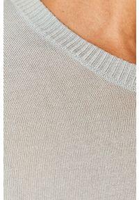Niebieski sweter MAX&Co. na co dzień, casualowy