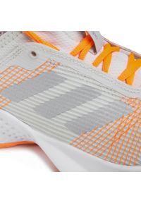 Beżowe buty do tenisa Adidas