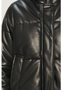Niebieska kurtka Sportmax Code bez kaptura, na co dzień