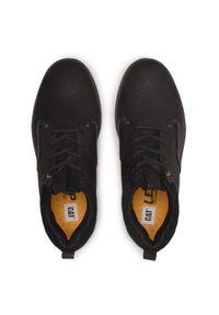 CATerpillar Sneakersy Titus P725013 Czarny. Kolor: czarny