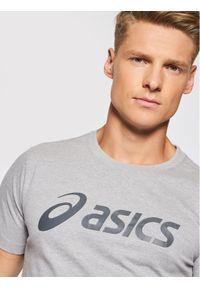 Asics T-Shirt Big Logo 2031A978 Szary Regular Fit. Kolor: szary