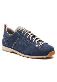 Niebieskie buty trekkingowe Dolomite trekkingowe