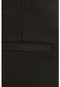 Czarne legginsy Vila z podwyższonym stanem