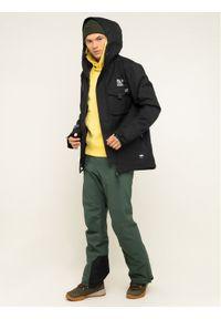 Czarna kurtka sportowa Billabong snowboardowa