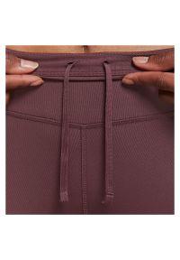 Spodnie legginsy damskie do biegania Nike Epic Fast CZ9240. Materiał: materiał, poliester. Technologia: Dri-Fit (Nike). Sport: fitness, bieganie