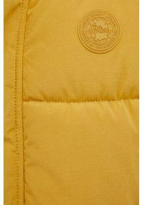 s.Oliver - Bezrękawnik. Kolor: żółty. Materiał: włókno. Długość rękawa: bez rękawów