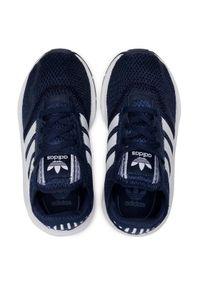 Adidas - adidas Buty Swift Run X C FY2165 Granatowy. Kolor: niebieski. Sport: bieganie