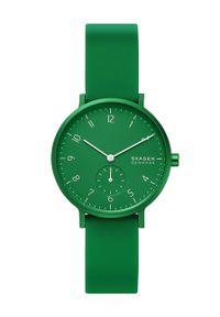 Zielony zegarek Skagen