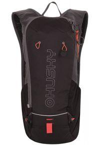 Husky plecak rowerowy Pelen 9L Black. Kolor: czarny