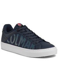 Colmar Sneakersy Bradbury Chromatic 053 Granatowy. Kolor: niebieski
