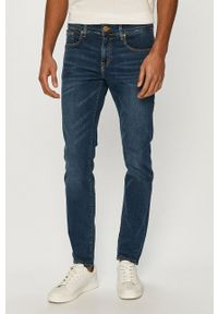 Cross Jeans - Jeansy. Kolor: niebieski
