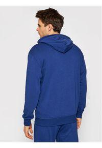Puma Bluza Rebel 585742 Granatowy Regular Fit. Kolor: niebieski