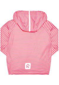 Reima Kurtka przeciwdeszczowa 521523 Różowy Regular Fit. Kolor: różowy #6