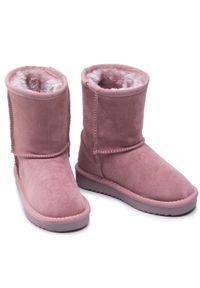 Różowe buty zimowe Xti