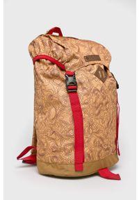 Żółty plecak columbia