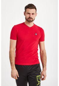 T-shirt EA7 Emporio Armani elegancki
