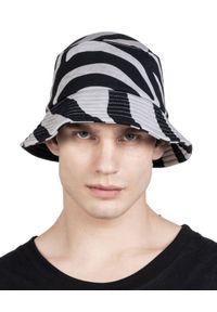 ROBERT KUPISZ - Szary kapelusz NOW. Kolor: szary. Materiał: bawełna #3