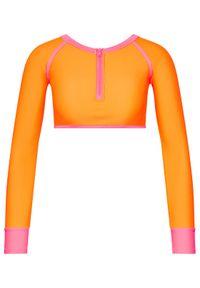 Pomarańczowe bikini