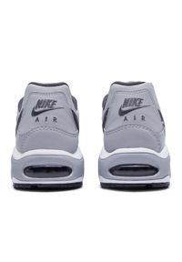 Szare sneakersy Nike Nike Air Max #7