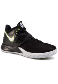 Czarne buty do koszykówki Nike Nike Zoom, na co dzień, z cholewką