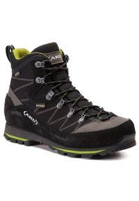 Aku Trekkingi Trekker Lite III Gtx GORE-TEX 977 Czarny. Kolor: czarny. Technologia: Gore-Tex. Sport: turystyka piesza