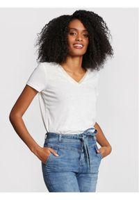 Morgan T-Shirt 211-DORE Biały Regular Fit. Kolor: biały