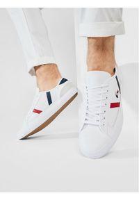 Lacoste Sneakersy Sideline Tri2 Cma 7-39CMA0052407 Biały. Kolor: biały #2