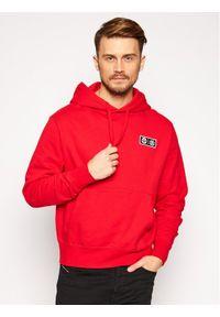 Element Bluza STAR WARS™ Mando U1HOF5 Czerwony Regular Fit. Kolor: czerwony. Wzór: motyw z bajki