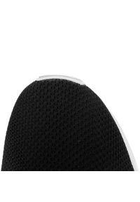 Czarne buty sportowe Adidas Adidas ZX Flux, w paski