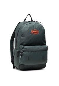 Zielony plecak Superdry vintage